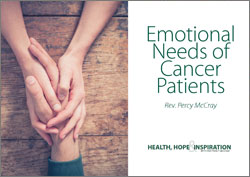 Emotional Needs of Cancer Patients