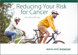 Reducing Your Risk for Cancer