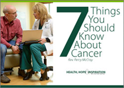 7 Things You Should Know About Cancer