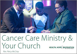 Cancer Care Ministry & Your Church