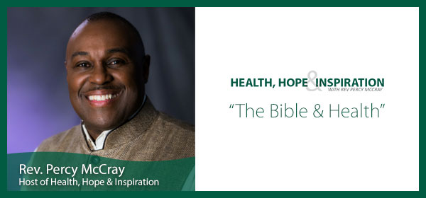 The Bible & Health