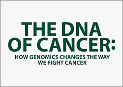 The DNA of Cancer