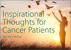 Inspirational Thoughts for Cancer Patients