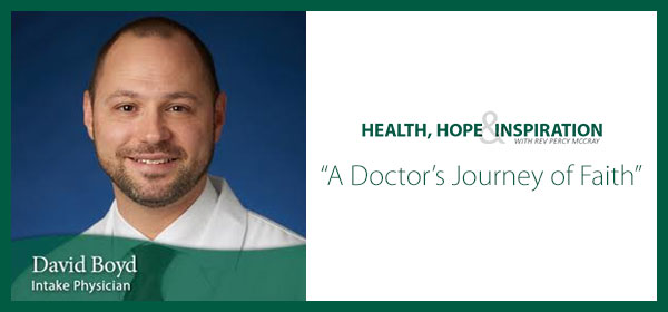 A Doctor's Journey of Faith