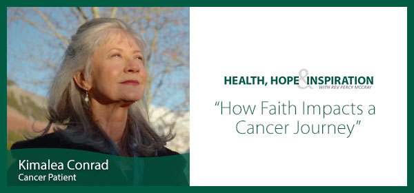 How Faith Impacts a Cancer Journey