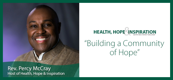 Building a Community of Hope