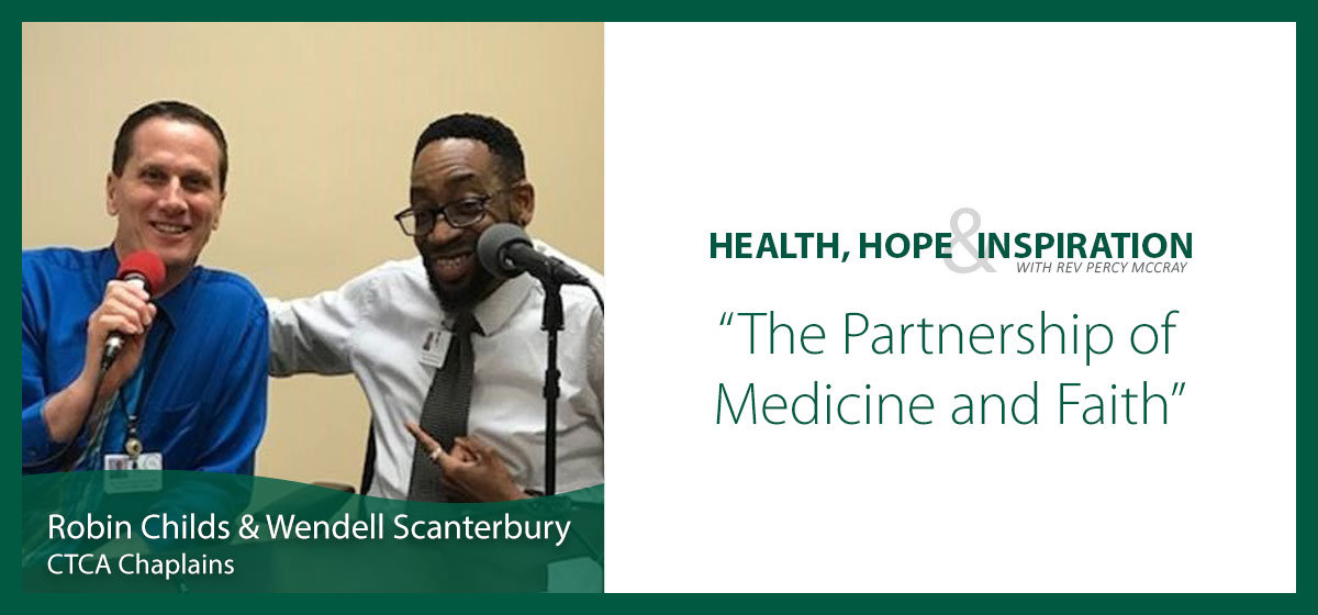 The Partnership of Medicine and Faith