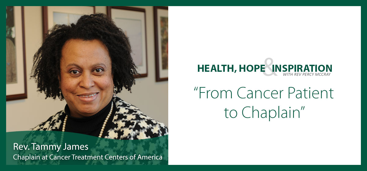 From Cancer Patient to Chaplain