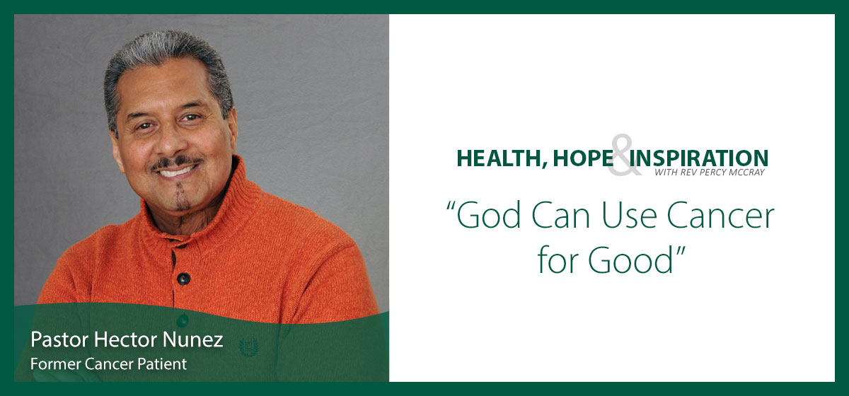 God Can Use Cancer for Good