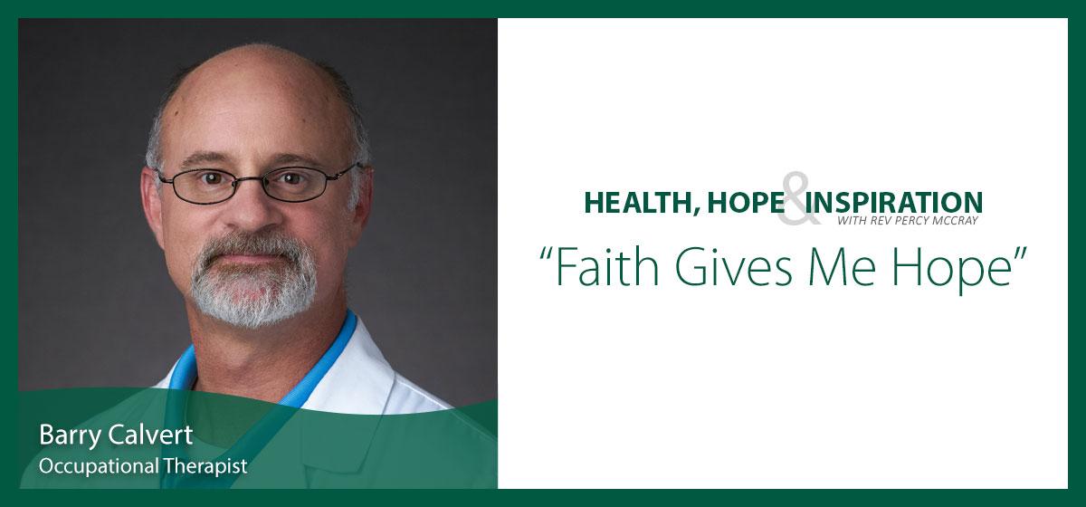 Faith Gives Me Hope