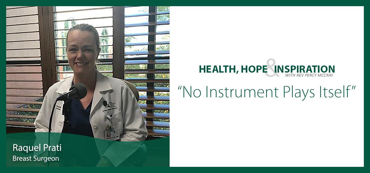 No Instrument Plays Itself
