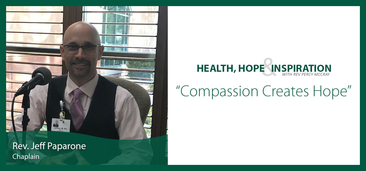 Compassion Creates Hope