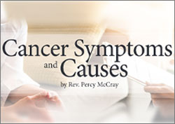 Cancer Symptoms and Causes