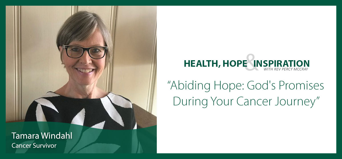 Abiding Hope: God's Promises During Your Cancer Journey