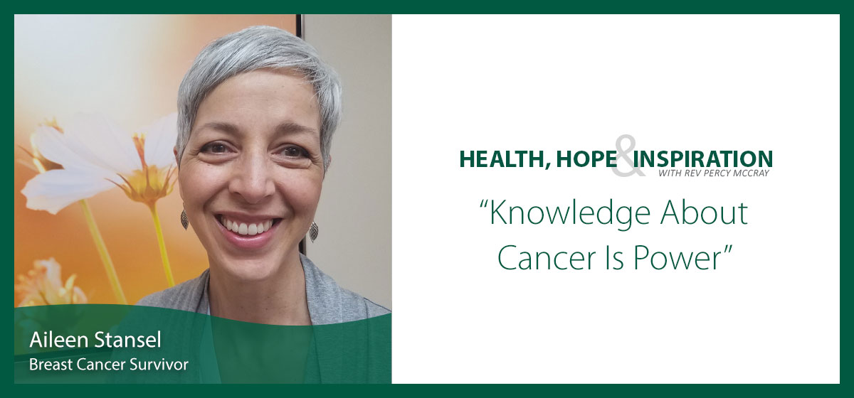 Knowledge About Cancer Is Power