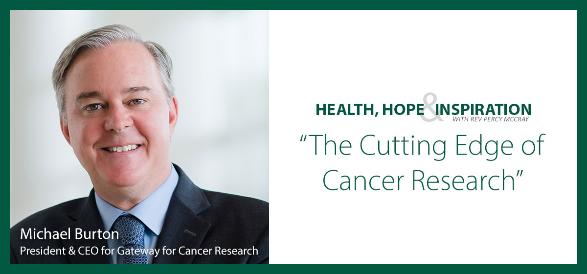 The Cutting Edge of Cancer Research