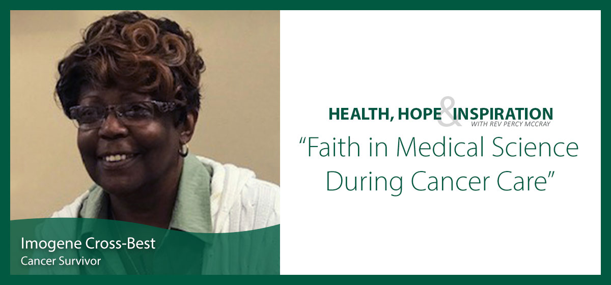 Faith in Medical Science During Cancer Care