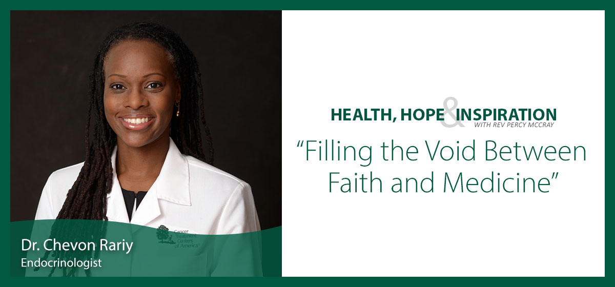 Filling the Void Between Faith and Medicine