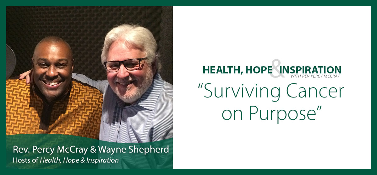 Surviving Cancer on Purpose